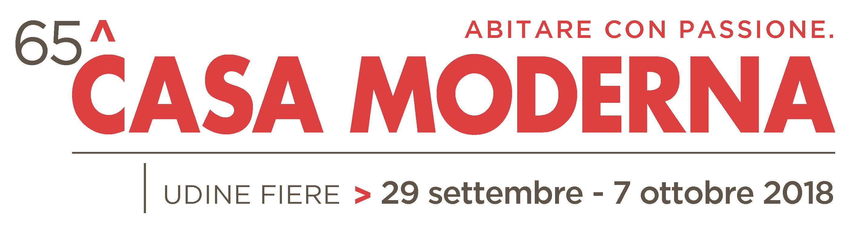 65^ Casa Moderna, Udine Fiere, 29 settembre – 7 ottobre 2018