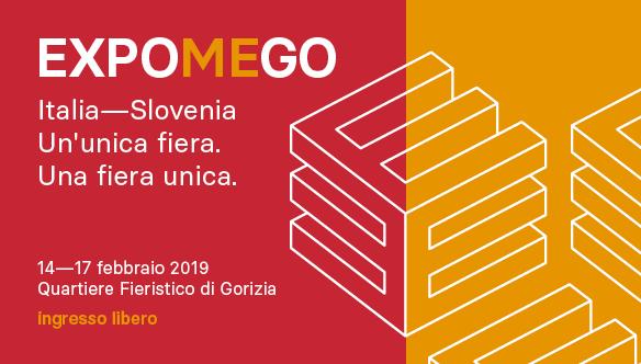 MAVER lab a ExpoMEGO Gorizia, 14-17 febbraio 2019